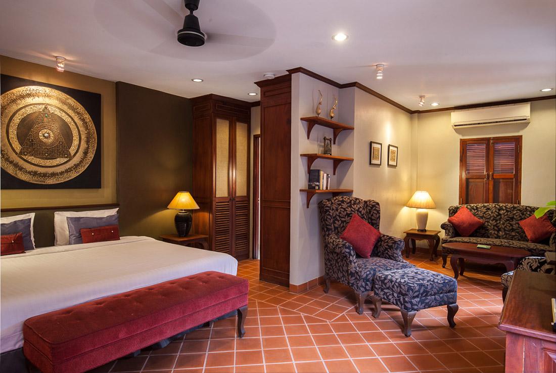 Villa Deux Rivieres Hotel In Luang Prabang
