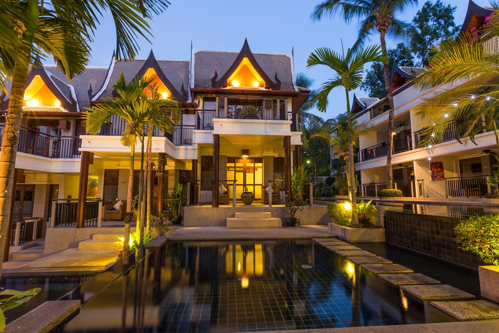 Baan yin dee boutique resort phuket for Best design boutique hotels thailand