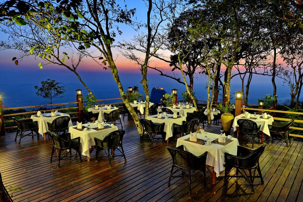 Popa mountain resort for Pool garden mountain resort argao