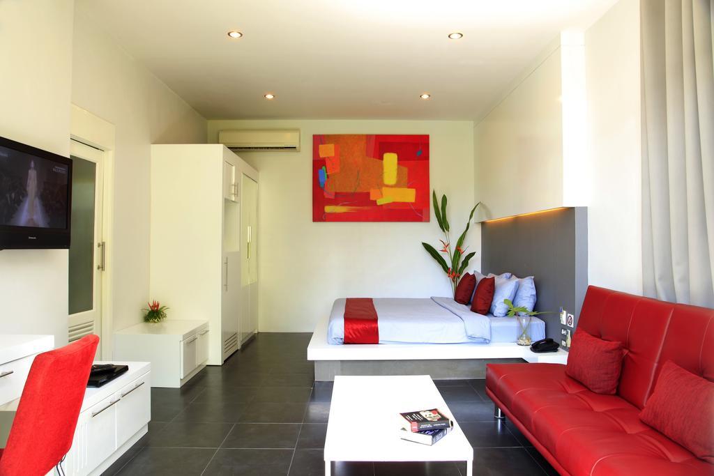 Aonang paradise resort krabi for Design hotel krabi